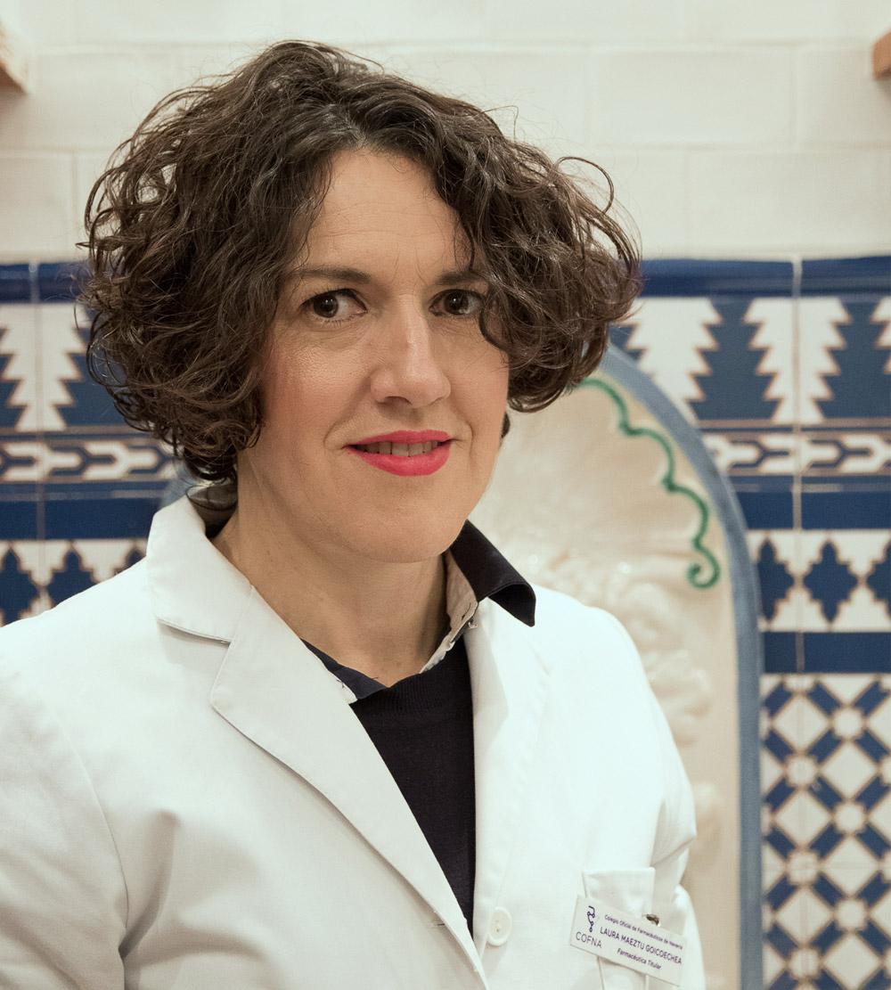 Dra. Laura Maeztu